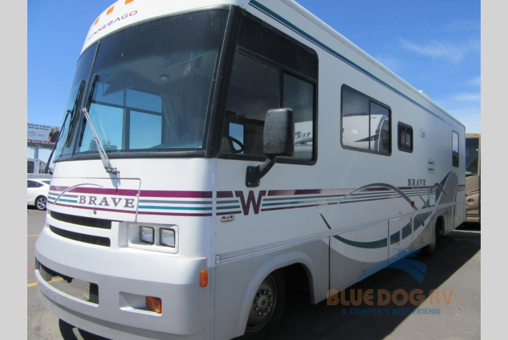 Used 1999 Winnebago Brave Motor Home Class A For Sale at