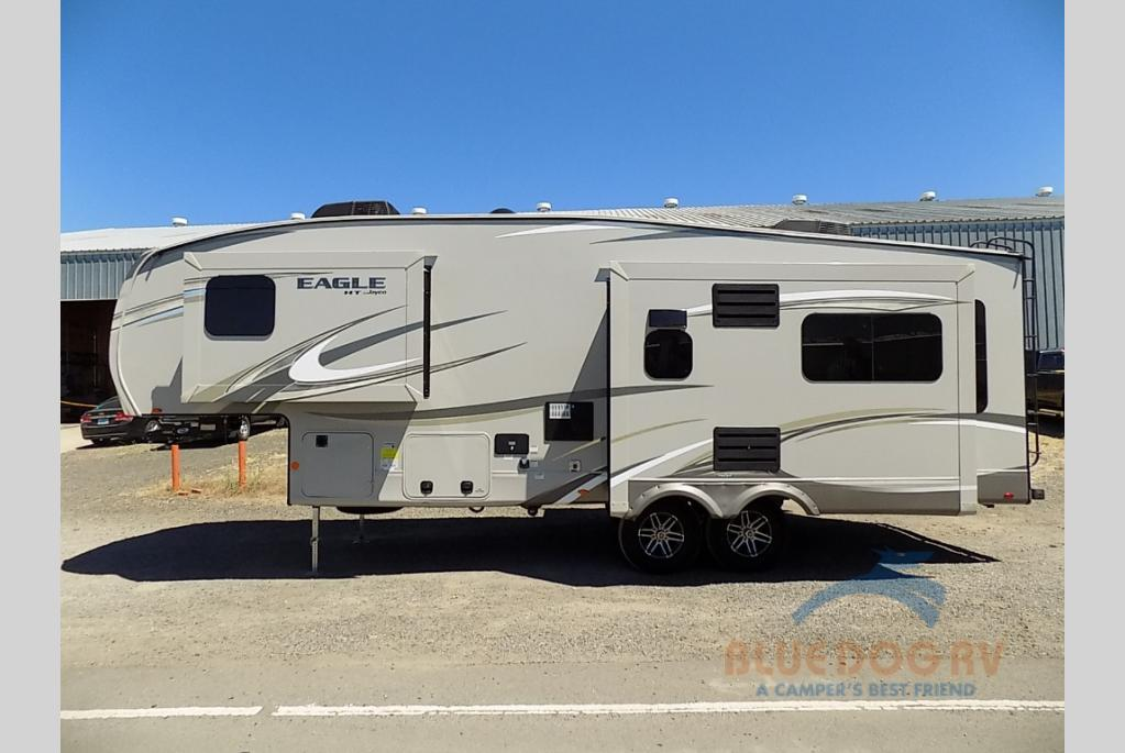 New 2019 Jayco Eagle HT 27 5RLTS Fifth Wheel For Sale at