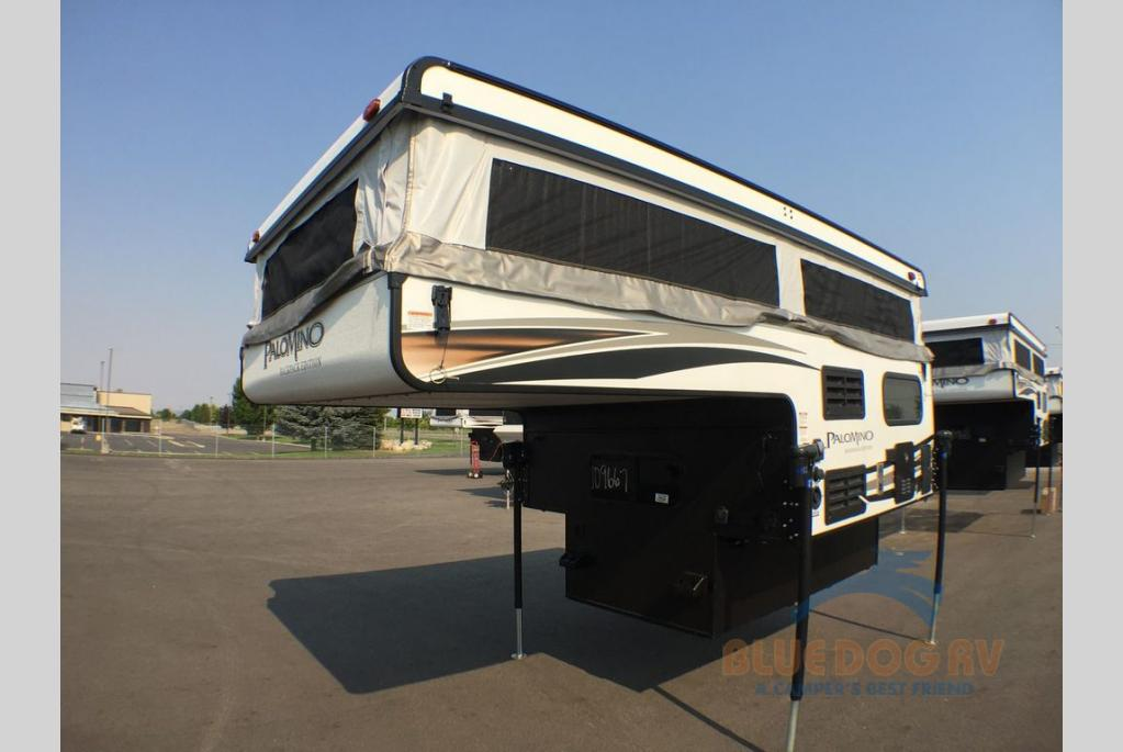 New 2019 Palomino Backpack Edition Ss 550 Truck Camper For