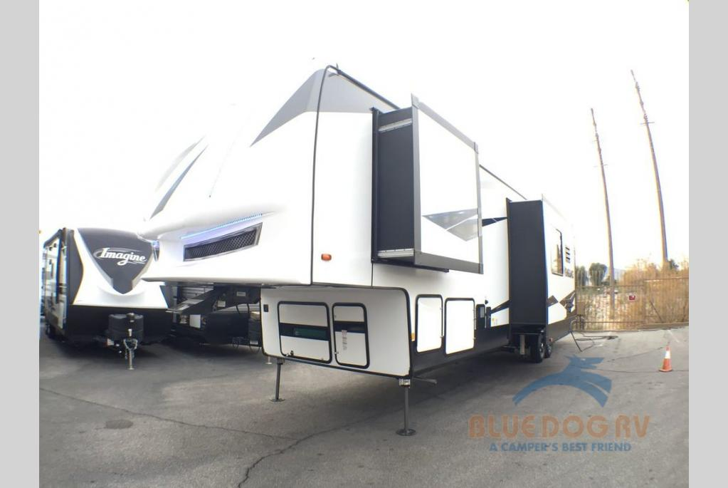 New 2019 Forest River RV Vengeance 345A13 Toy Hauler Fifth