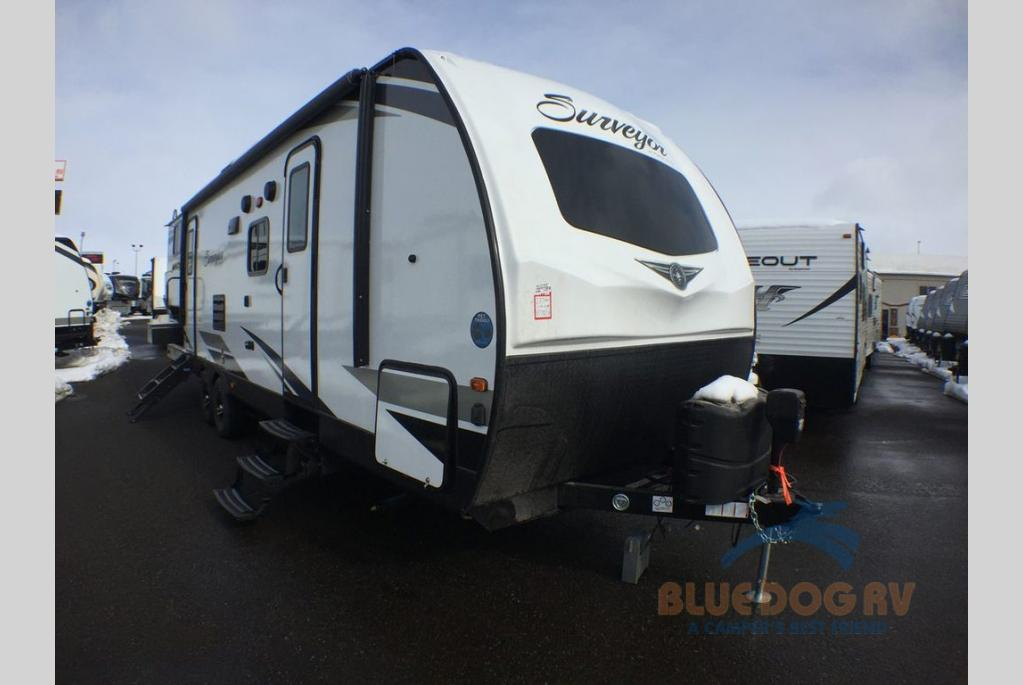 New 2019 Forest River RV Surveyor 287BHSS Travel Trailer For