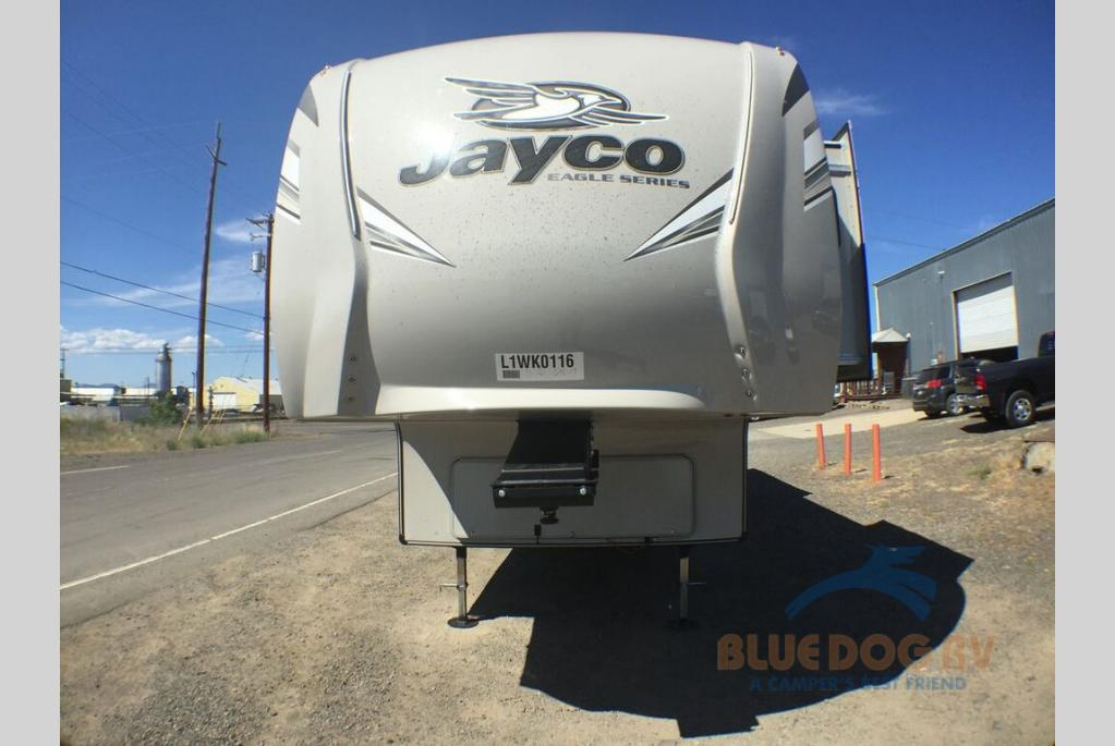 New 2020 Jayco Eagle 317RLOK Fifth Wheel For Sale At Blue