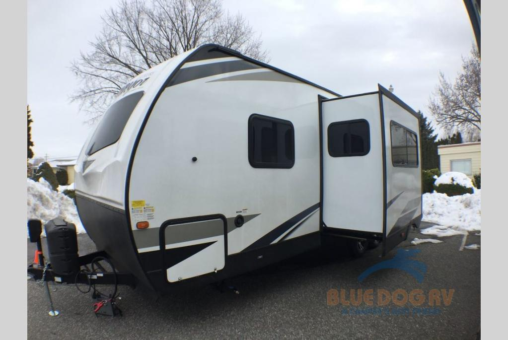 New 2019 Forest River RV Surveyor 247BHDS Travel Trailer For