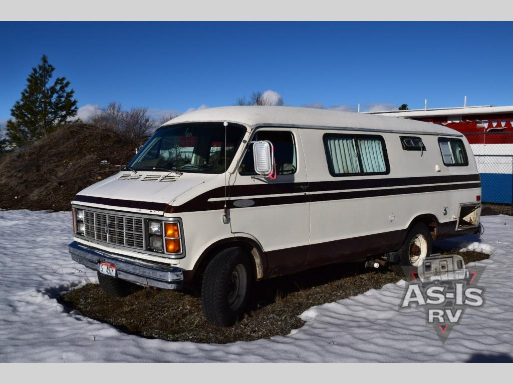 Used 1979 EXPL xplorer Motor Home Class B For Sale at Blue Dog RV