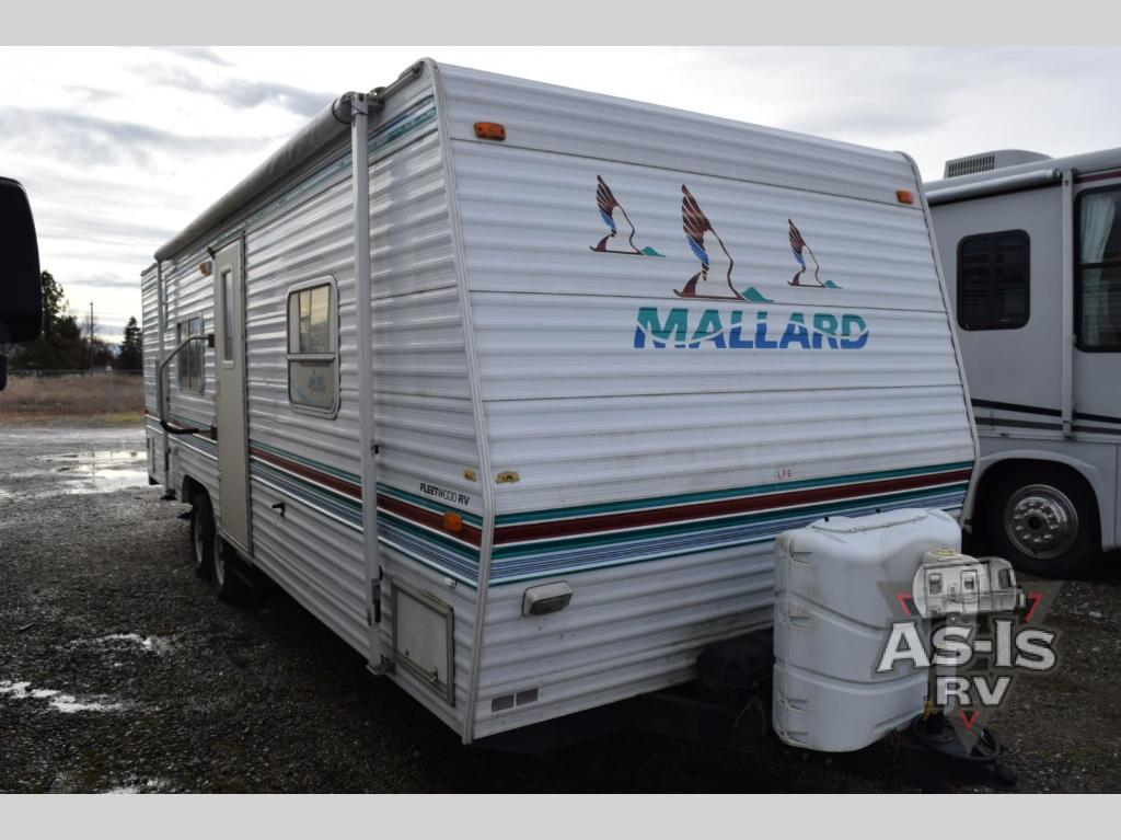 Used 2000 FLEETWOOD MALLARD 27X Travel Trailer For Sale at