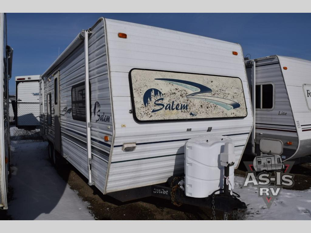 Used 2000 Forest River RV Salem 26BH Travel Trailer For Sale at Blue