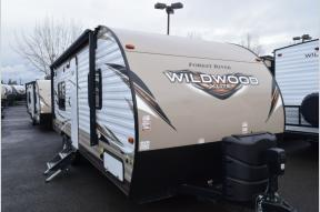 New 2018 Forest River RV Wildwood X-Lite 241QBXL Photo