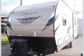 New 2018 Forest River RV Wildwood 25RKS Photo