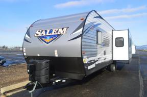 New 2018 Forest River RV Salem 27RKSS Photo