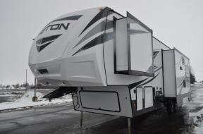 New 2018 Dutchmen RV Triton 3351 Photo