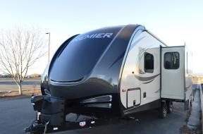New 2018 Keystone RV Premier Ultra Lite 22RBPR Photo