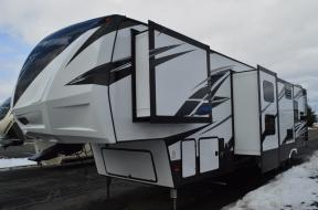 New 2018 Dutchmen RV Voltage V4205 Photo