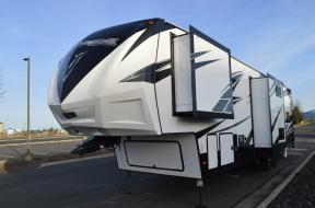 New 2018 Dutchman RV Voltage V3655 Photo