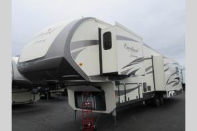 New 2018 Forest River RV Cardinal Luxury 3456RL Photo
