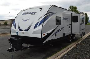 New 2018 Keystone RV Bullet 257RSSWE Photo