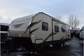 New 2018 Forest River RV Wildwood 27TDSS Photo