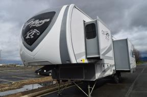 New 2018 Highland Ridge RV Open Range 337RLS Photo