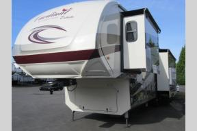 New 2018 Forest River RV Cardinal Estate 3456RLES Photo