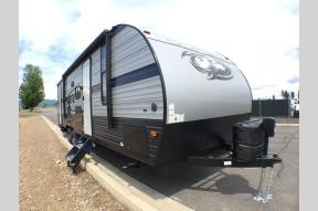 New 2020 Forest River RV Cherokee Grey Wolf 26DBH Photo