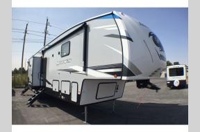 New 2021 Forest River RV Cherokee Arctic Wolf Suite 3770 Photo