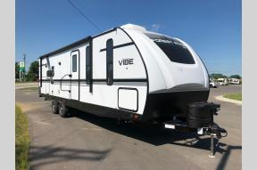 New 2021 Forest River RV Vibe 28RB Photo