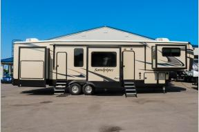 New 2021 Forest River RV Sandpiper SAF379FLOK Photo