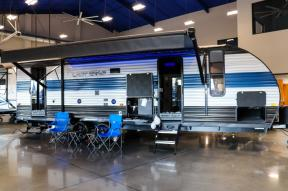 New 2021 Forest River RV Cherokee CCKT26DBH Photo