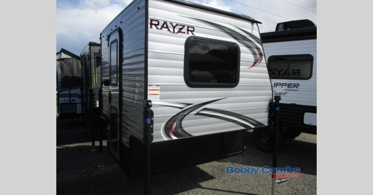 New 2019 Travel Lite Rayzr SS Truck Camper at Bobby Combs RV