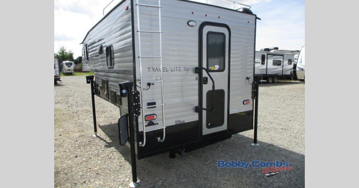 New 2019 Travel Lite Extended Stay 840SBRX Truck Camper at