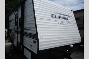 New 2018 Coachmen RV Clipper Cadet 17CFQ Photo
