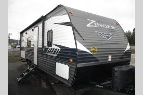 New 2019 CrossRoads RV Zinger ZR252BH Photo