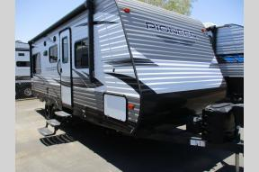Used 2020 Heartland Pioneer RD 210 Photo