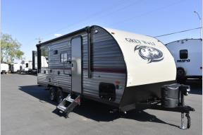 New 2019 Forest River RV Cherokee Grey Wolf 19SM Photo