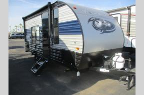 New 2022 Forest River RV Cherokee Wolf Pup 16FQ Photo