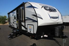 New 2022 Forest River RV Cherokee Alpha Wolf 23DBH-L Photo