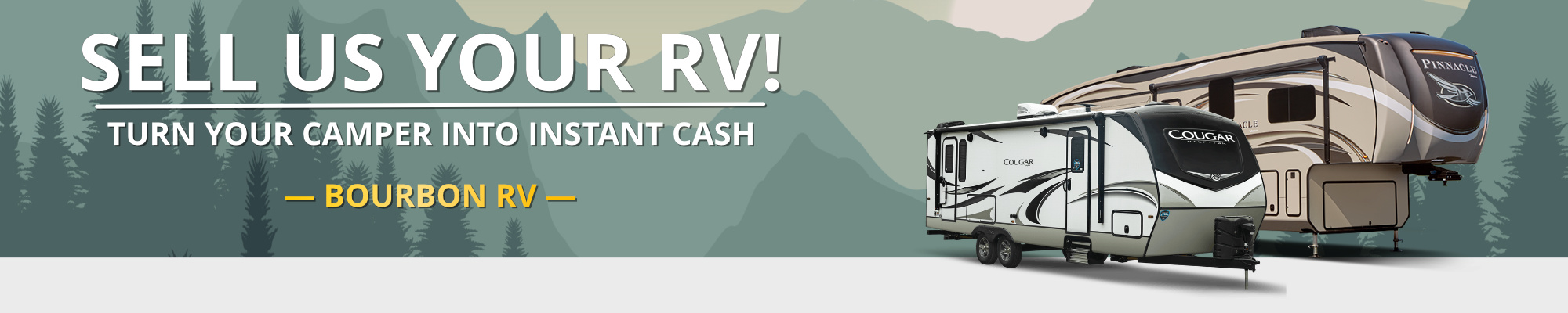 Sell Us Your RV