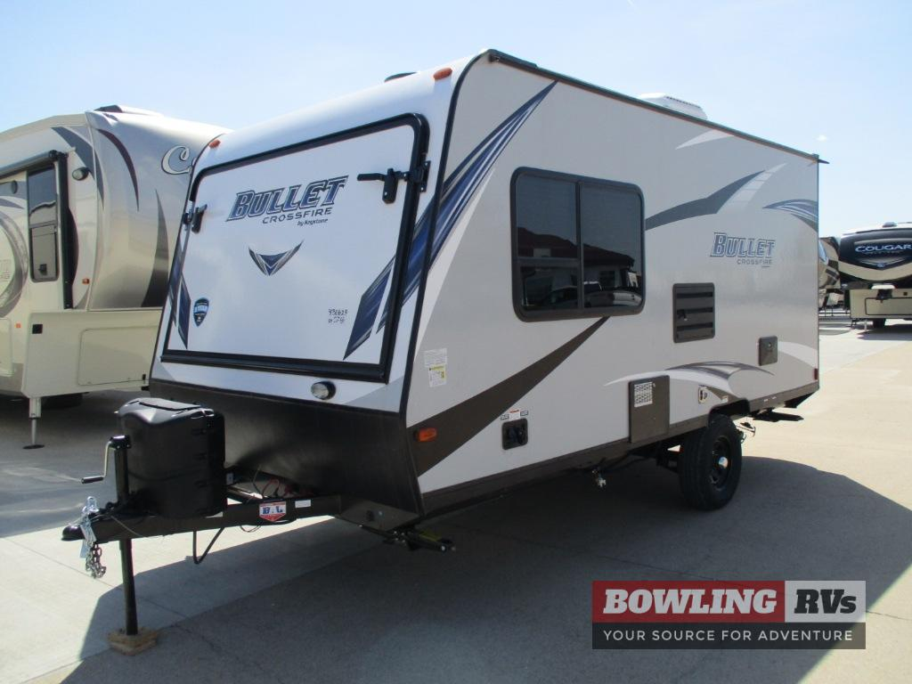 New 2019 Keystone Rv Bullet Crossfire 1650ex Expandable At