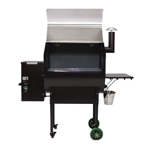 Green MountainJim Bowie Stainless Wi-Fi Grill
