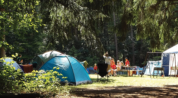 Missoula Campgrounds