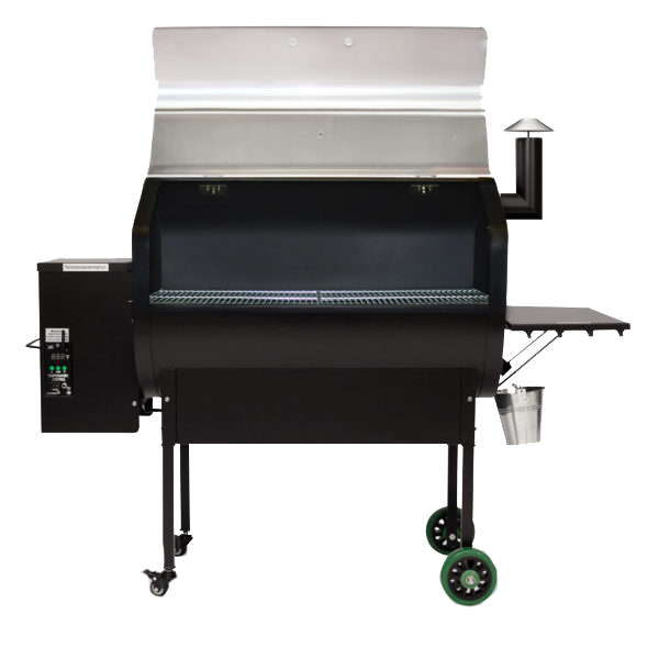 Green Mountain Jim Bowie Stainless Wi-Fi Grill