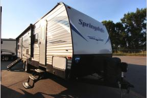 New 2019 Keystone RV Springdale 280BHWE Photo