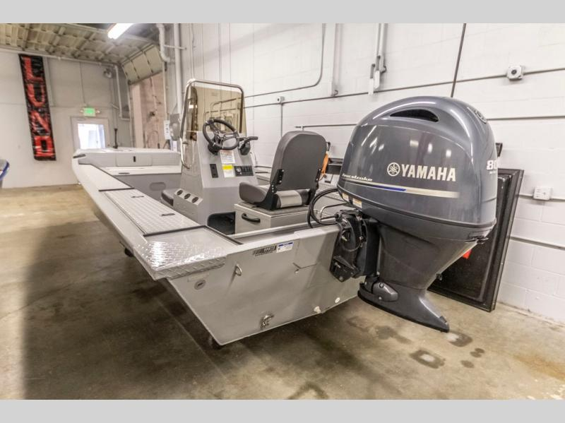 2021 Smoker Craft boat for sale, model of the boat is Sportsman 1866 Pro & Image # 4 of 12