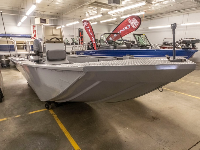 2021 Smoker Craft boat for sale, model of the boat is Smoker Craft 1866 SPORTSMAN PRO & Image # 3 of 11