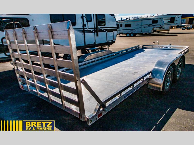2021 Mission Trailers boat for sale, model of the boat is Alcom MIS MU 6.5x18 FA-TA 2.0 & Image # 4 of 11