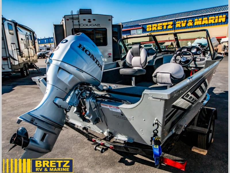 2021 Smoker Craft boat for sale, model of the boat is Pro Angler 162 & Image # 4 of 22