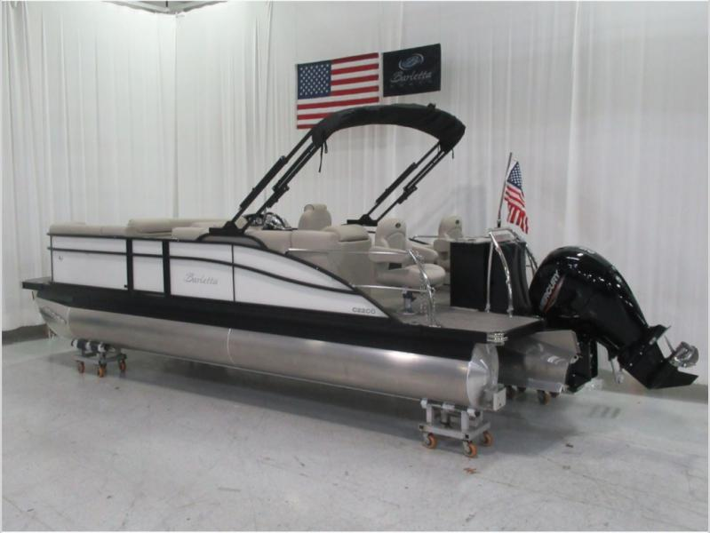 2021 Barletta boat for sale, model of the boat is C-Class C22UC Triple-Tube & Image # 3 of 21