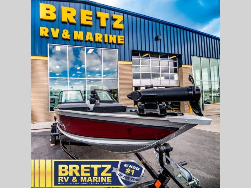 2021 Smoker Craft boat for sale, model of the boat is Pro Angler 162 & Image # 7 of 15