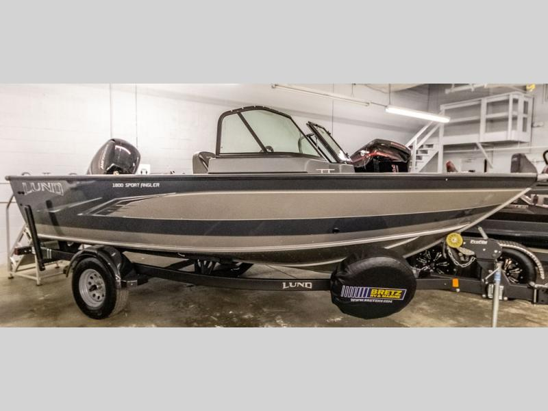 2021 Lund boat for sale, model of the boat is Sport Angler 1800 & Image # 5 of 16