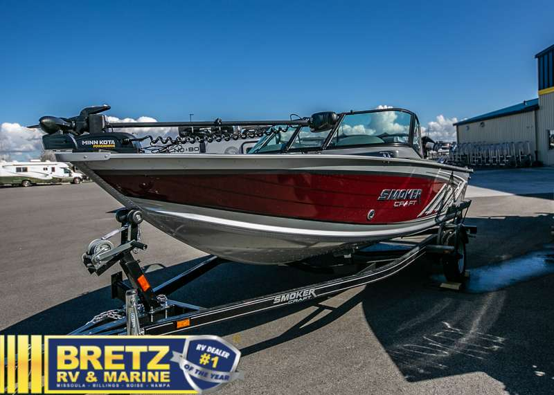2021 Smoker Craft boat for sale, model of the boat is Pro Angler 162 & Image # 4 of 15
