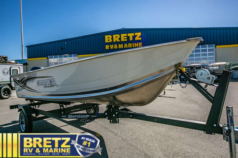 2021 Smoker Craft boat for sale, model of the boat is Alaskan 15 DLX & Image # 17 of 20